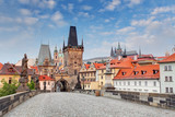 Prague View from Charles Bridge - Fine Art prints
