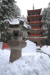 Tosho-gu Shinto shrine