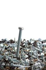 Arrangement of screws