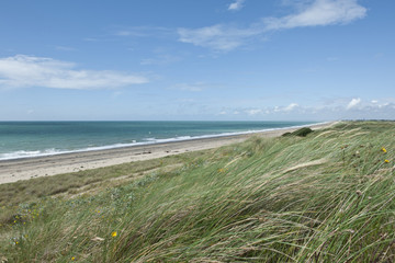 Normandie front de mer - France