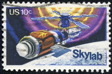 1st anniversary of the launching of Skylab