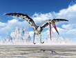 Pterosaur Quetzalcoatlus - 69837164