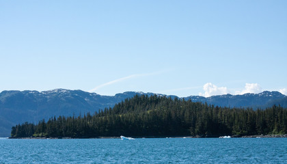 The Waters of Alaska's Prince William Sound