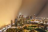 Dubai im Sandsturm