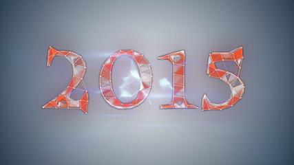 happy new year 2015 network mesh
