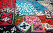 Asian ethnic carpets - 69838363