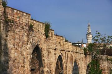 Istanbul aqueduct