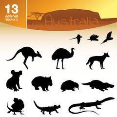 Australien Set