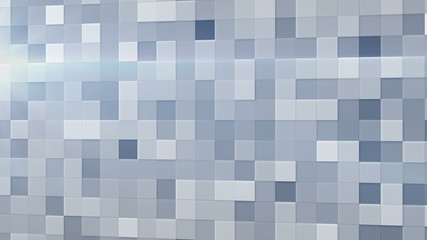 gray squares abstract loopable background