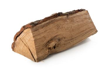 Splinter of a log