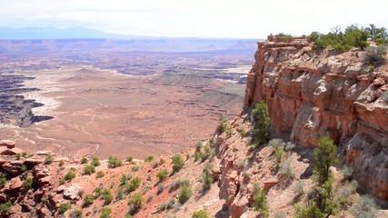 Buck Canyon overlook Canyonlands National Park Utah