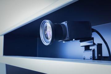 teleconference and telepresence camera
