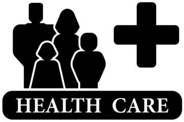 health care black icon
