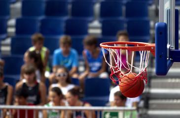 Baloncesto. Punto