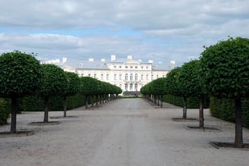 .Rundale palace, Latvia