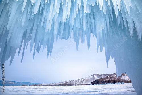 Ice cave - 69842792
