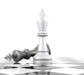 Chess: King Down