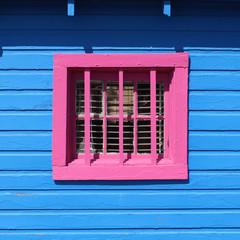 Fenêtre colorée / Colorful window