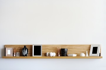 Stylish bookshelf