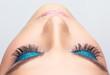 Leinwandbild Motiv Eye make-up