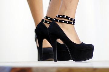 high heeled