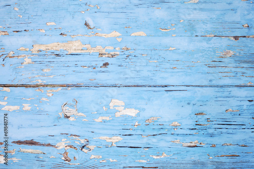 canvas print picture Texture - Painted Wood