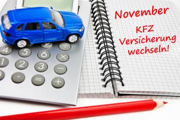 KFZ - Versicherung
