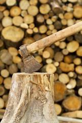 Firewood axe