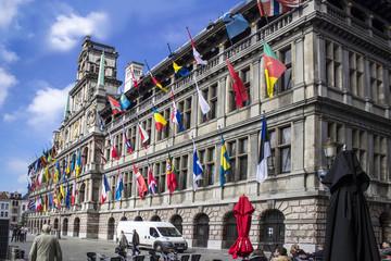 Antwerpen city hall