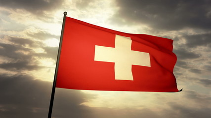 flag Switzerland 03
