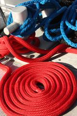 Cordes d'amarrage - Navigation