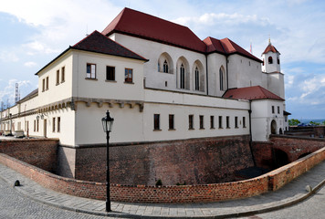 Spilberk Castle, Brno, Moravia, Czech Republic, Europe