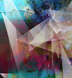 canvas print picture - leinwand textur grunge