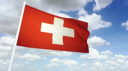 flag Switzerland 02