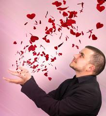 homme romantique