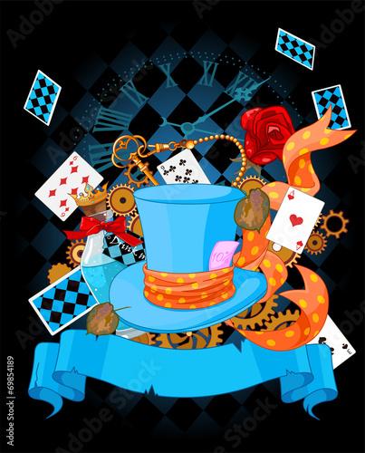 Wonderland design - 69854189