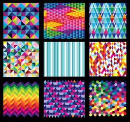 vector_seamless patterns