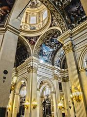 Interno del Tempio della Beata Vergine della Ghiara