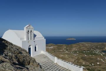 Church in Sifnos