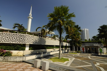 National Mosque of Malaysia a.k.a Masjid Negara