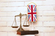 British Law and Justice