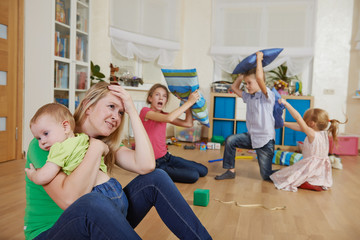 parenting and family frustration