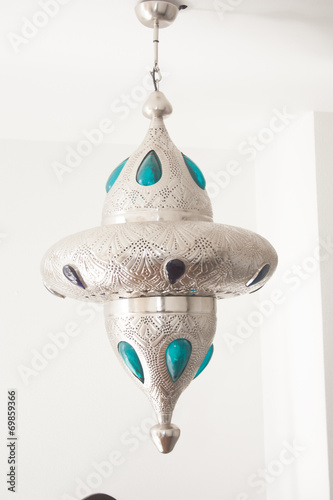 canvas print picture Lampe