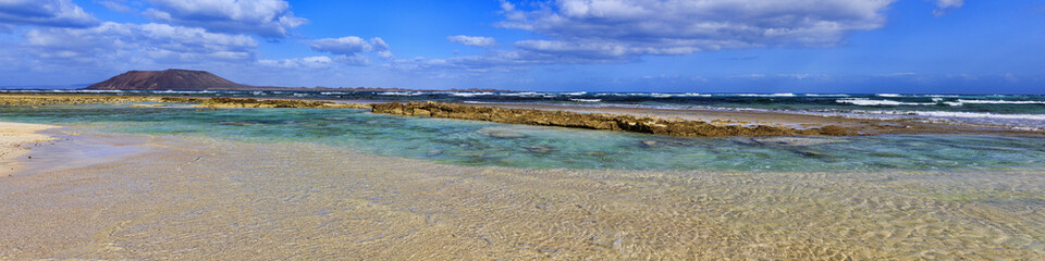 Fuerteventura, Canary Islands, Spain - panorama
