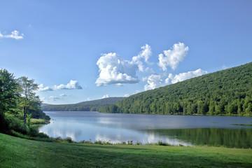 Perfect Mountain Lake
