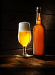 canvas print picture - beer
