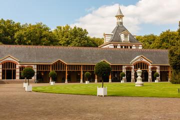 Stoeterij paleis Het Loo in Apeldoorn