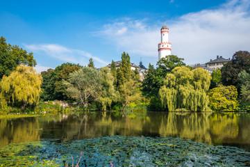 Schloss mit Weißem Turm, Bad Homburg