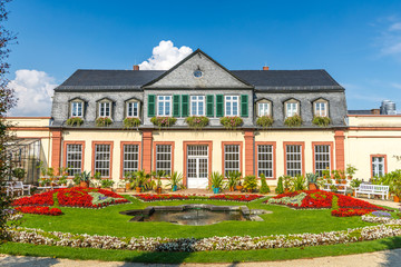 Orangerie Schlosspark Bad Homburg