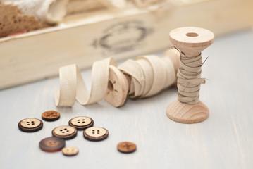Rocchetto e bottoni